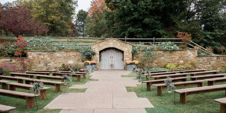 Pittsburgh Botanic Garden wedding Pittsburgh