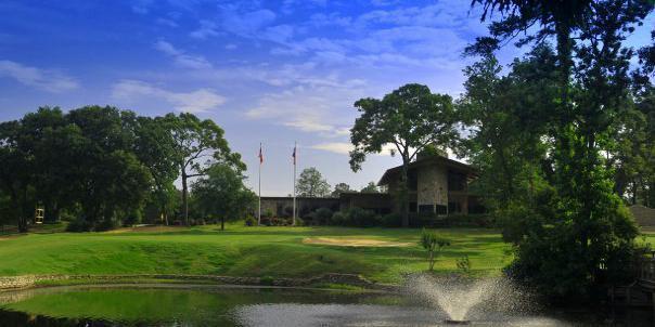 Panorama Golf Club wedding Houston
