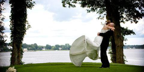 Fall River Country Club wedding South Shore