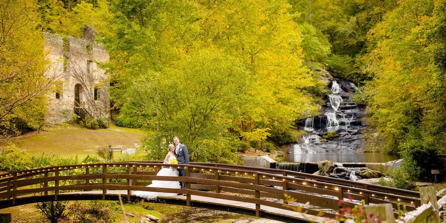 Hightower Falls wedding Atlanta