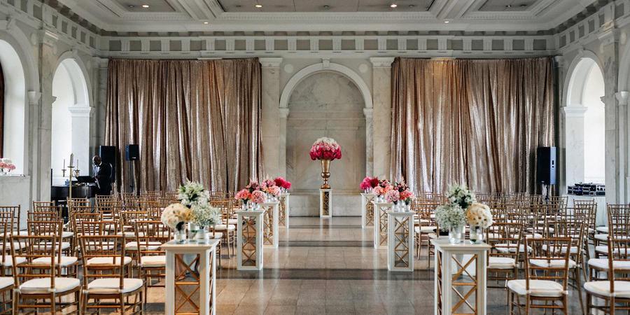 Historic Dekalb Courthouse wedding Atlanta