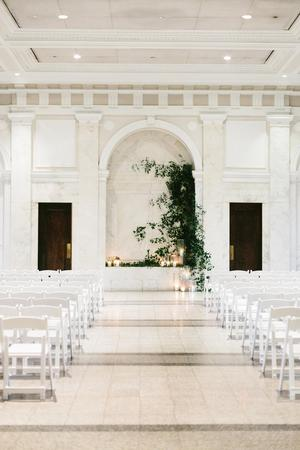 Historic Dekalb Courthouse wedding Atlanta