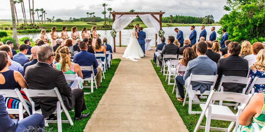 LPGA International Daytona Beach wedding Central Florida Beaches/Coast