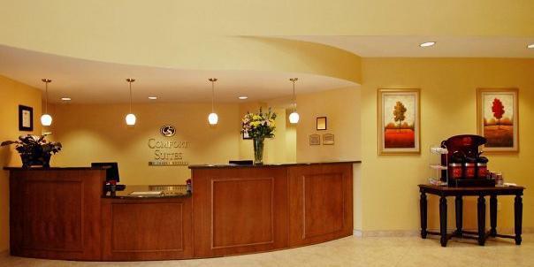 Comfort Suites Hotel - Goodyear wedding Phoenix/Scottsdale