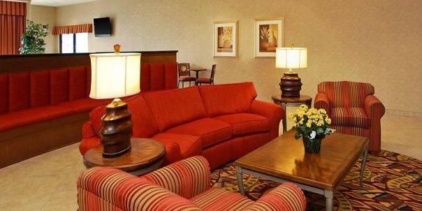 Comfort Suites Hotel - Goodyear wedding Phoenix/Scottsdale
