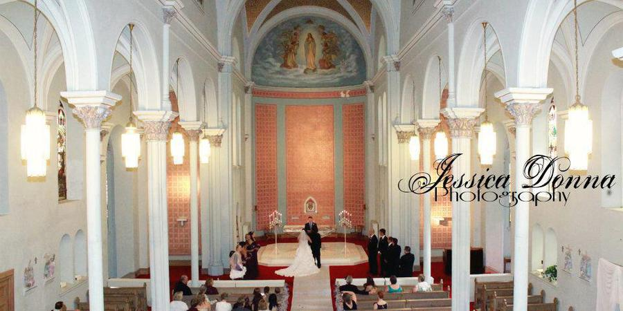 Arcadia Academy/The Abbey Kitchen wedding Southeast Missouri