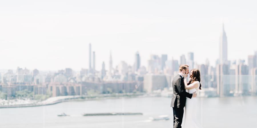 The William Vale wedding Brooklyn