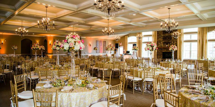 Sand Springs Country Club wedding Lehigh Valley/Poconos