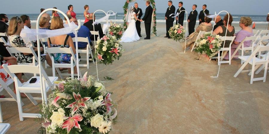 The Wedding Authority wedding Northwest Florida