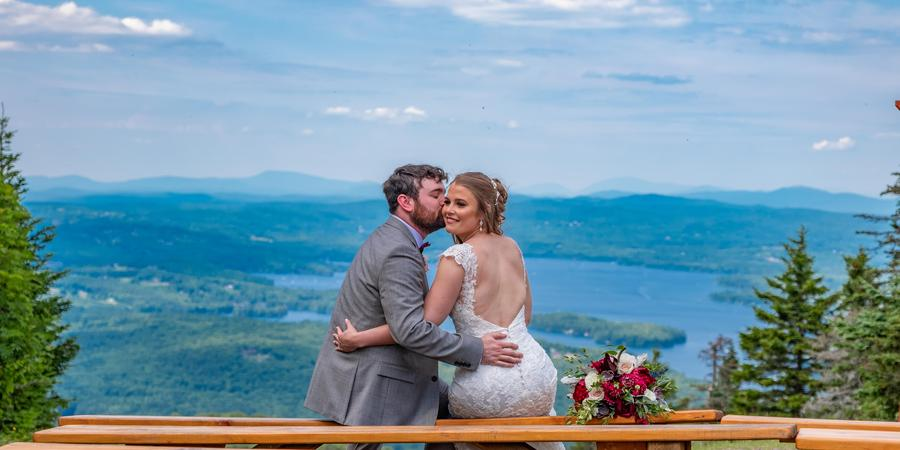 Mount Sunapee Resort wedding Dartmouth/Monadnock
