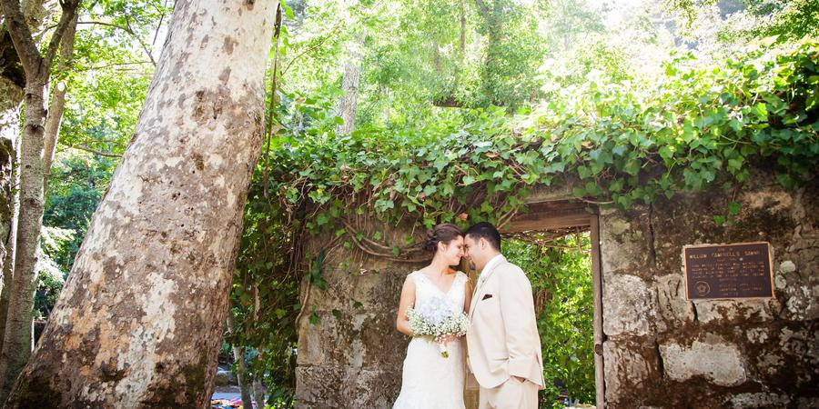 Saratoga Springs wedding South Bay