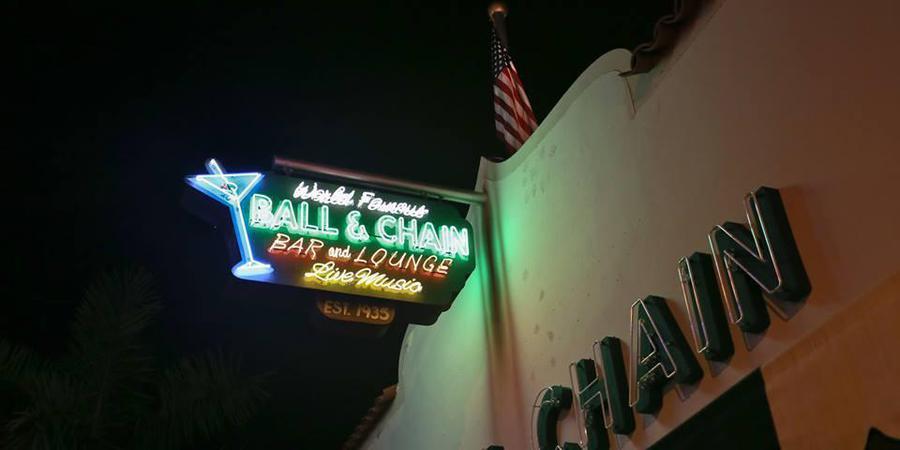 Ball and Chain wedding Northwest Florida
