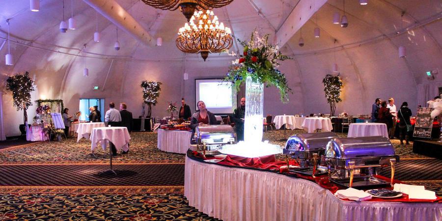Ramada Plaza & Conference Center by Wyndham Fort Wayne wedding Northeast Indiana