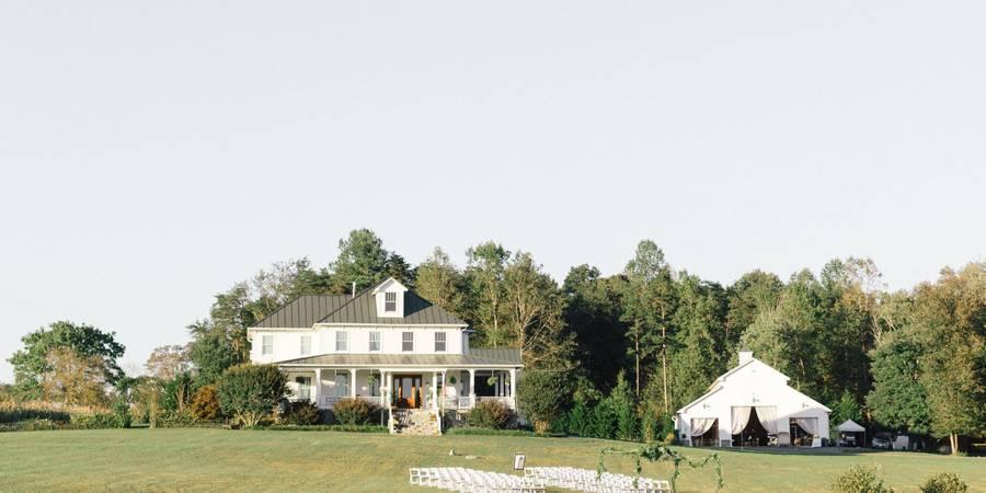 Walden Hall wedding Northern Virginia