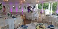 The Victoria Inn Bed & Breakfast and Pavilion wedding Merrimack