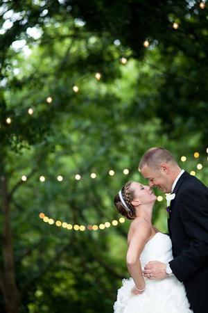 Hahn Horticulture Garden wedding Richmond