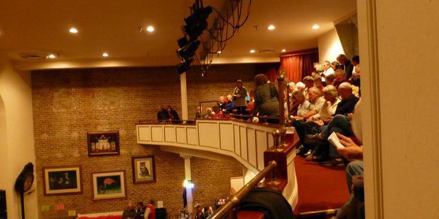 Dixie Theatre wedding Northwest Florida