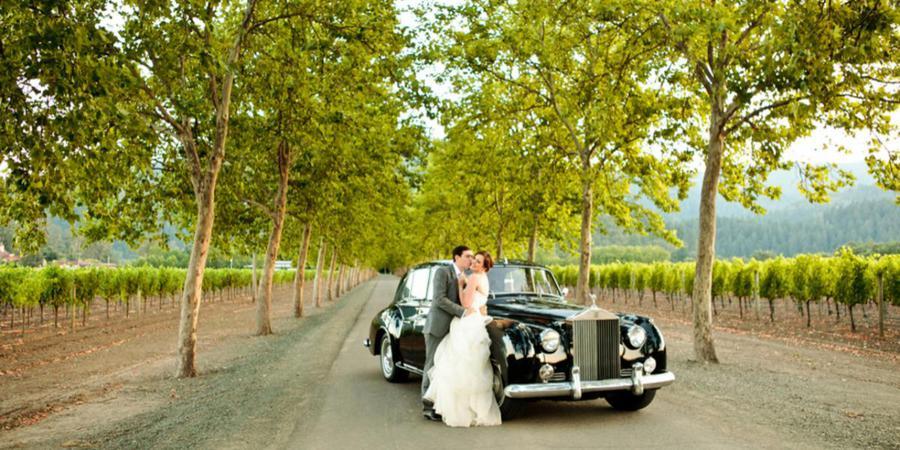 Beaulieu Garden wedding Napa/Sonoma