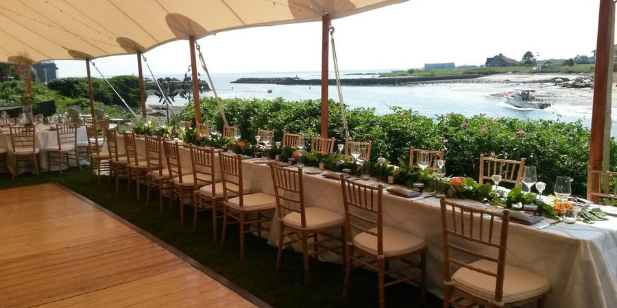 The Breakwater Inn & Spa wedding Maine
