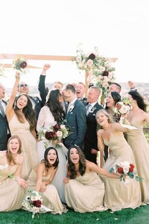 The Club at Pradera wedding Denver