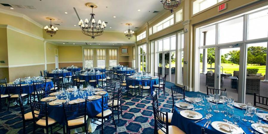 Piedmont Club wedding Northern Virginia