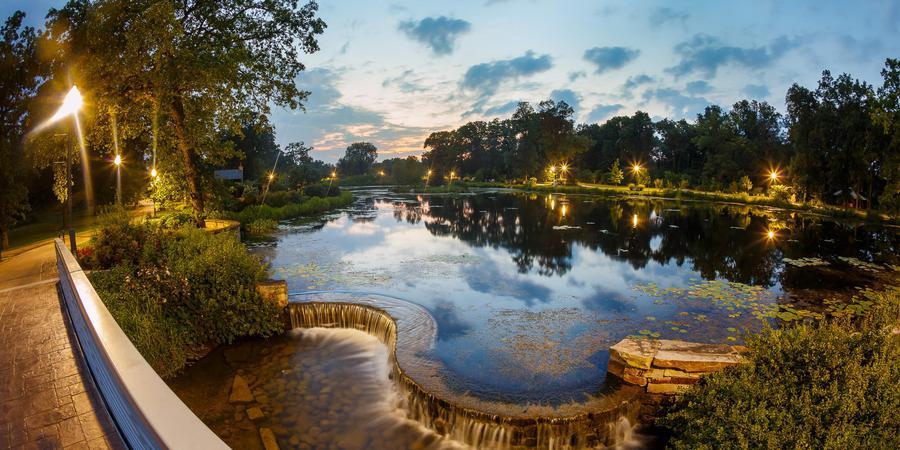 Wellfield Botanic Gardens wedding Indianapolis/Central Indiana