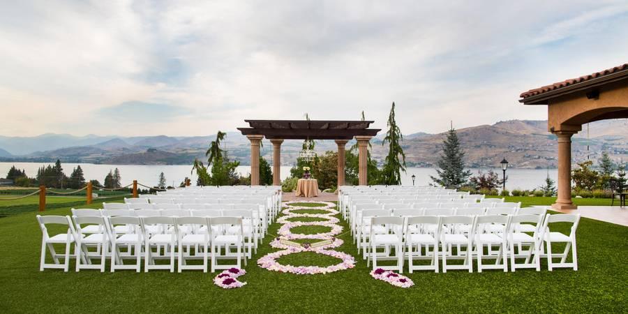 Tsillan Cellars wedding Seattle