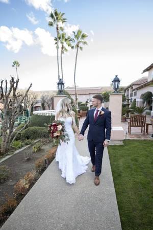 Harris Ranch Inn & Restaurant wedding Central Valley