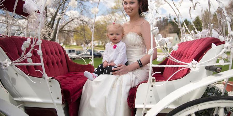 American Legion Post 16 wedding Detroit