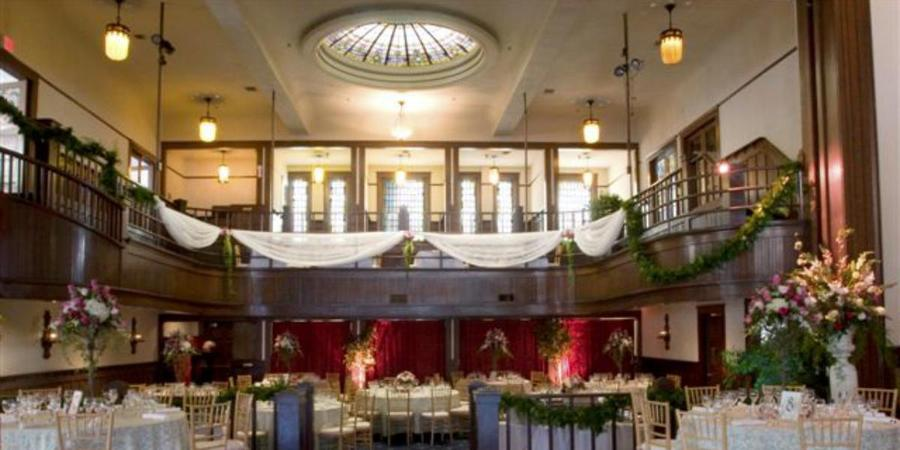The Abbey on Fifth Avenue wedding San Diego