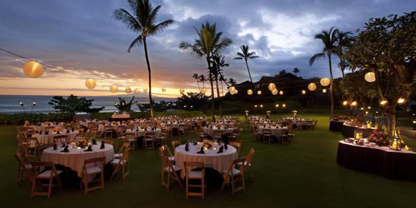 The Fairmont Kea Lani, Maui Resort wedding Maui