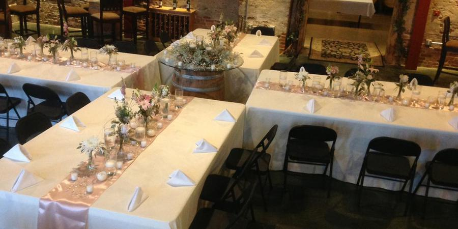 Stone Cliff Winery wedding Sioux City