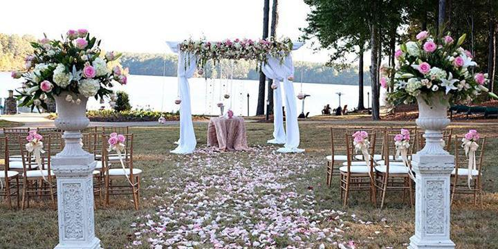 The Ritz-Carlton Reynolds, Lake Oconee wedding Atlanta