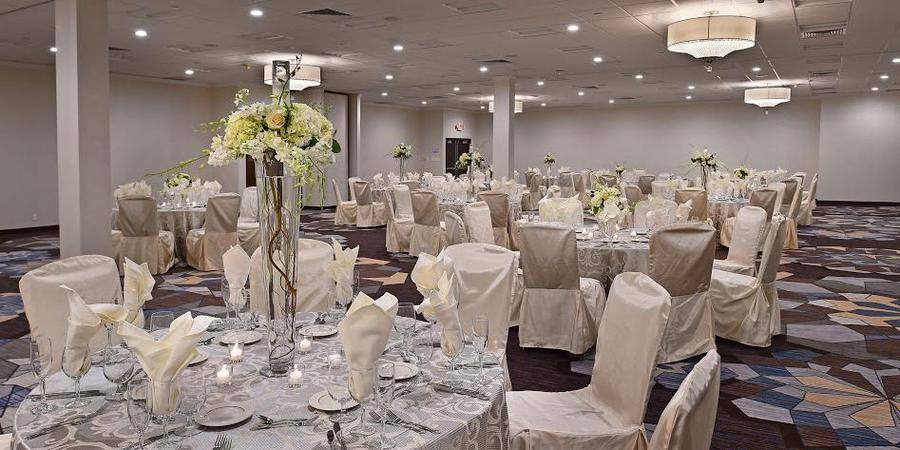 Sheraton Plaza Tower wedding St. Louis