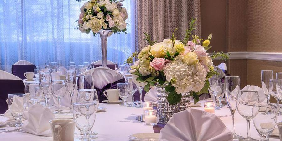 DoubleTree Westport wedding St. Louis