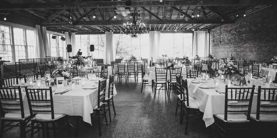The Venue wedding Asheville