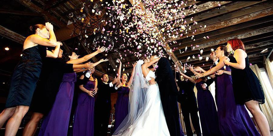 The Venue wedding Asheville
