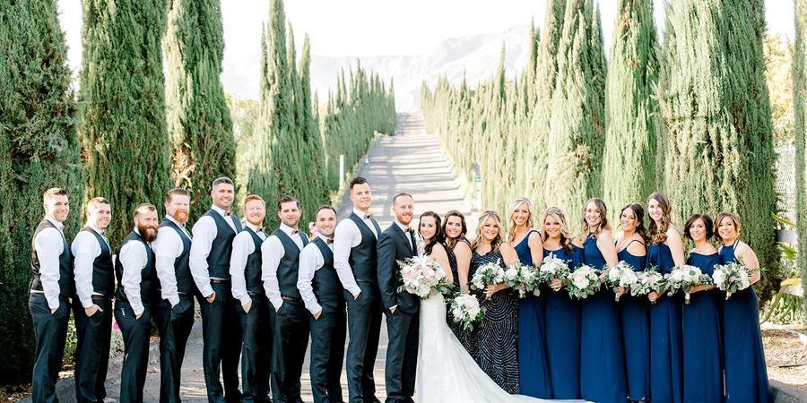 Bella Vista Groves wedding Santa Barbara
