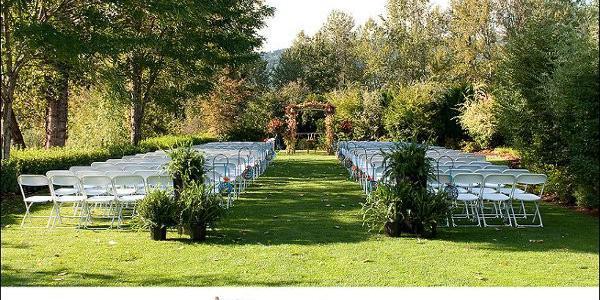 Lewis River Golf Course wedding Tacoma