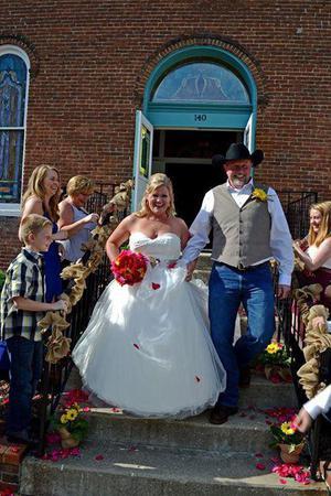 Chapel at Morgantown wedding Indianapolis/Central Indiana