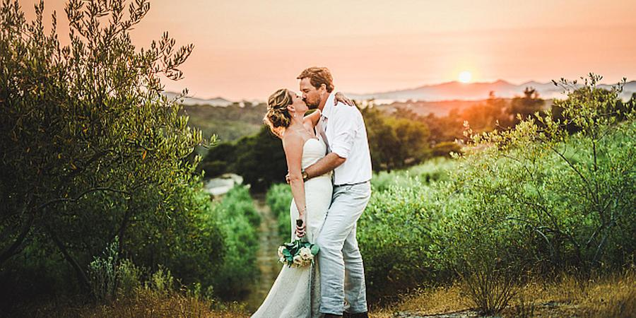 Tiber Canyon Ranch wedding Central Coast