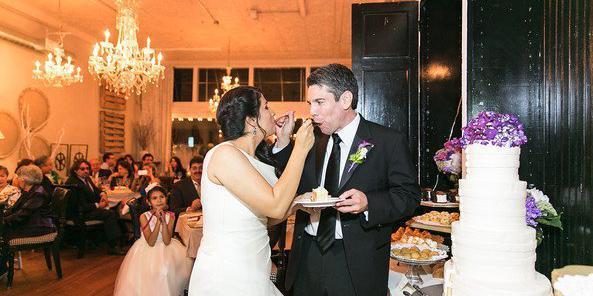 Gather in Downtown McKinney wedding Dallas