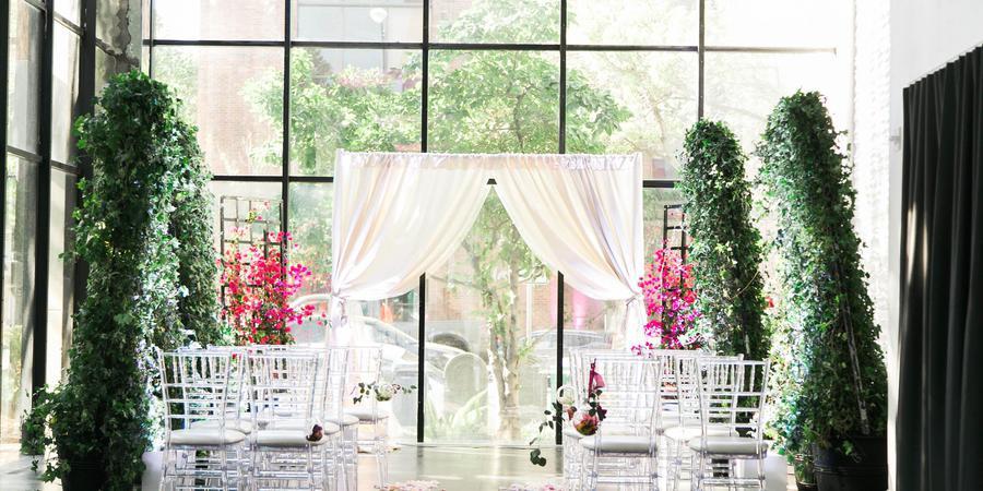 The GlassHouse wedding South Bay