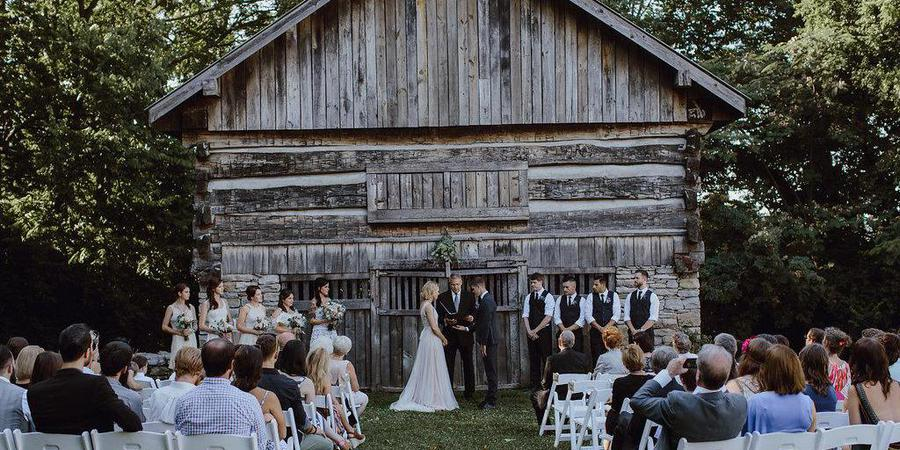Cool Springs House wedding Nashville