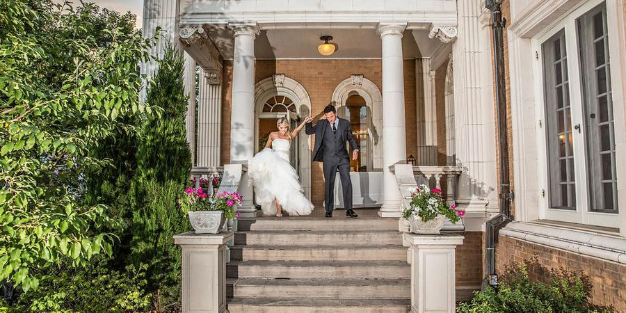 The Grant-Humphreys Mansion wedding Denver