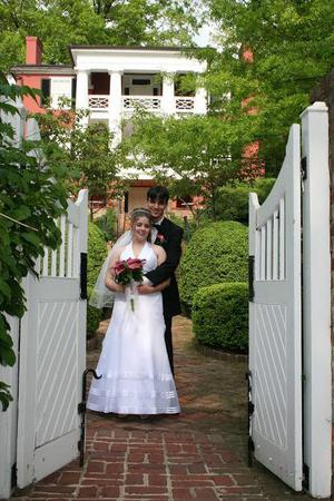 The Woodrow Wilson Presidential Library & Museum wedding Charlottesville