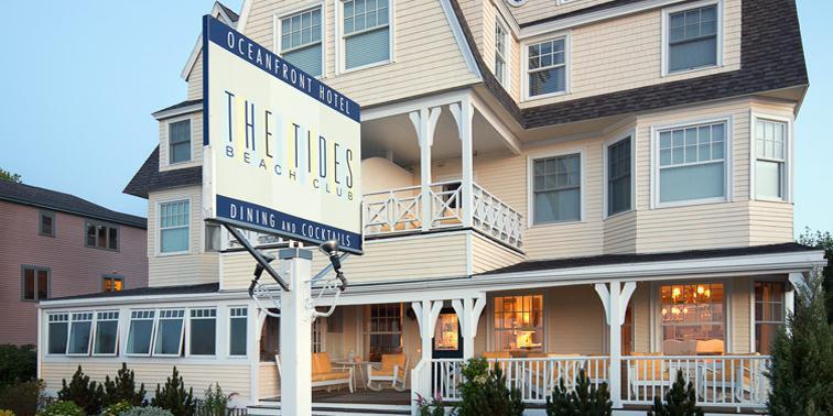 Kennebunkport Resort: The Tides Beach Club wedding Maine