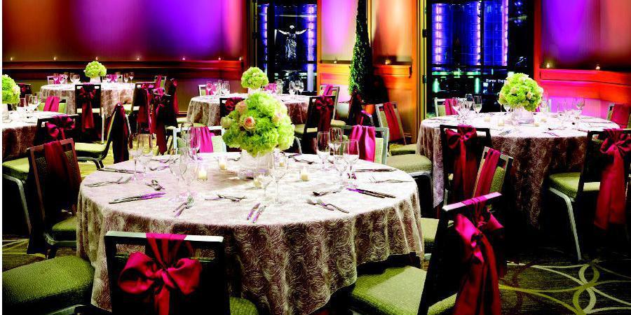 The Westin Cincinnati wedding Cincinnati