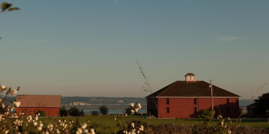 Crockett Farm With Whidbey Island Weddings wedding Seattle