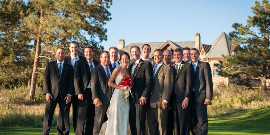 Colorado Golf Club wedding Denver